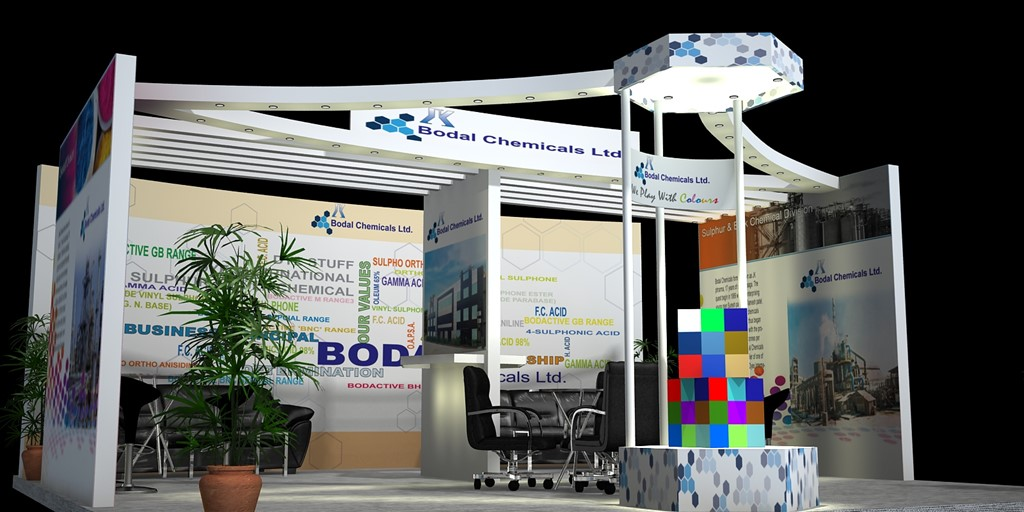 Exhibition Stall Design.